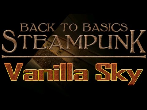 [TRLE] Tomb Raider - Back to Basics 2011: Vanilla Sky