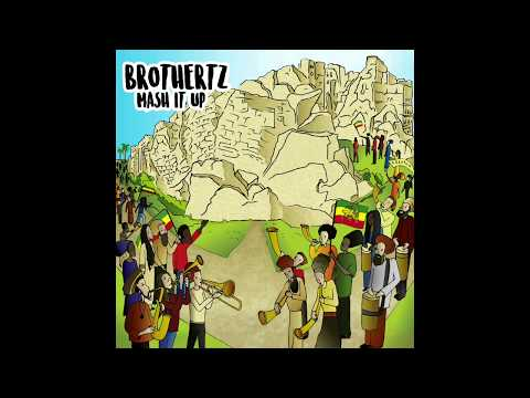 Brothertz Feat. Fitta Warri - Equal Rights And Justice Fighter + Dub (Melodica Version)