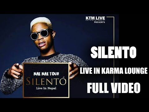 Silentó Nae Nae tour Nepal full video | Airport | Radisson |