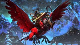 Hearthstone: Heroes of Warcraft — Вступительный видеоролик «Большой турнир»