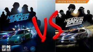 Need for Speed 2015. Отличия Deluxe издания от Стандартного. Сравнение двух версий.