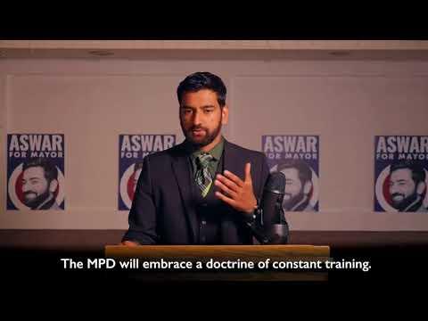 Aswar Rahman's 14-Point Public Safety Reform Plan