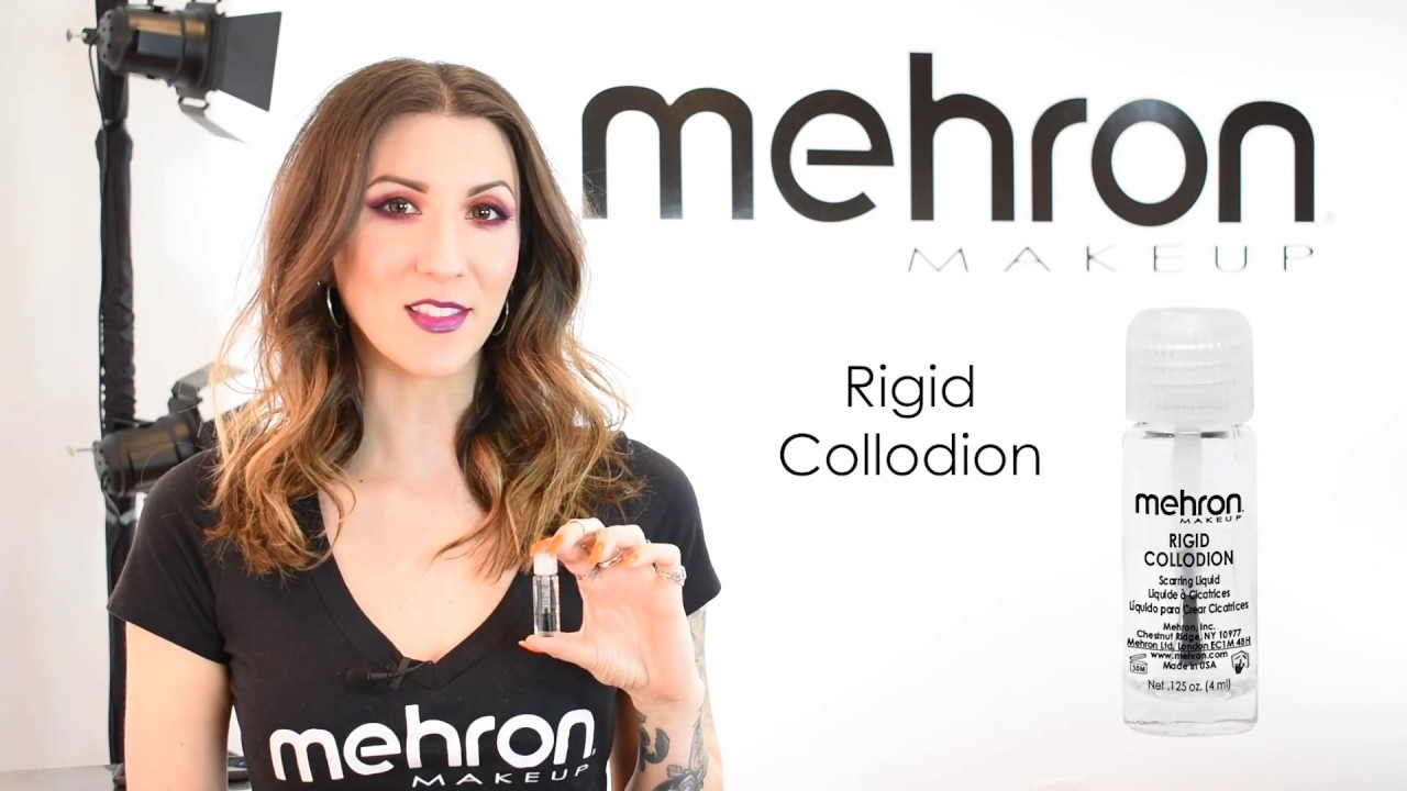 How To: Rigid Collodion – Create Realistic Scars and Skin Blemishes