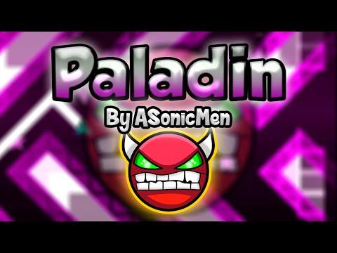 Geometry Dash [2.0] (Demon) - Paladin by ASonicMen - GuitarHeroStyles