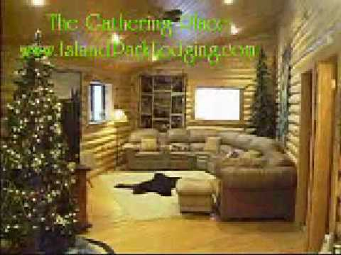 Island Park Cabin Rentals - The Gathering Place in Macks Inn Area