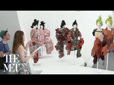 Rei Kawakubo/Comme des Garçons: Art of the In-Between—Gallery Views