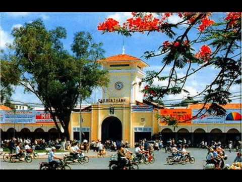Mùa Xuân trên Thành Phố Hồ Chí Minh – Tốp Ca Nam
