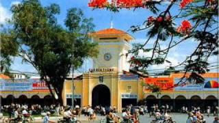 Mùa Xuân trên Thành Phố Hồ Chí Minh - Tốp Ca Nam