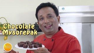 Chocolate Mysorepak