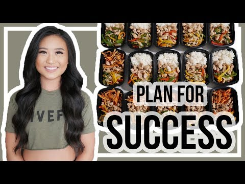 How to Meal Prep for YOUR Goals | Beginner's Guide
