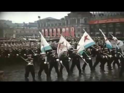 Парад победы, Москва, СССР 1945 Victory Day, Moscow,