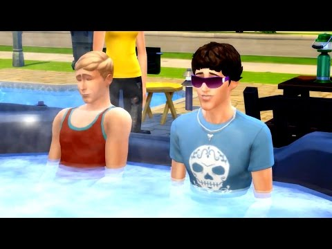 how to buy a hot tub in sims 3