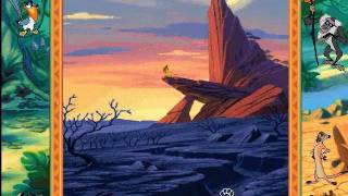 Disney Animated Storybook: The Lion King - Part 2