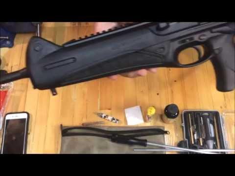 Beretta CX4 Storm 9mm: Field Strip, Clean, Lube