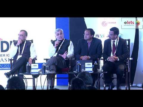 eINDIA 2015 - Durga Shankar Mishra, Additional Secretary, Ministry of Urban Development