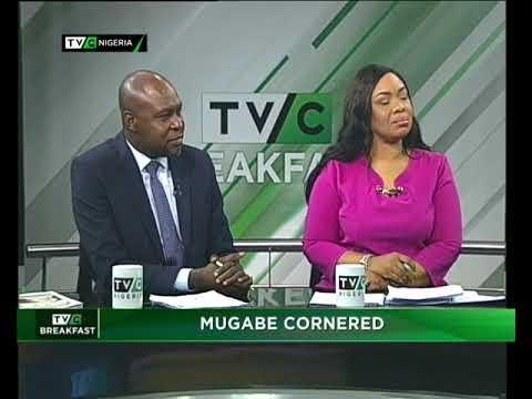 TVC Breakfast Nov. 21st 2017 | Mugabe cornered