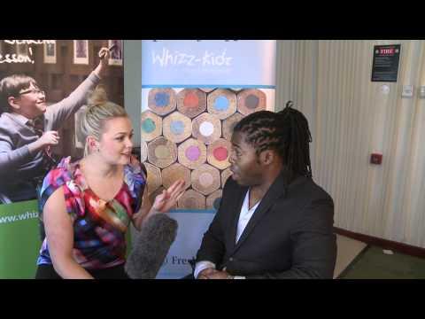 Whizz-Kidz - Pip Russell interviews Ade Adepitan