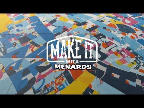 Make It With Menards – Artis...
