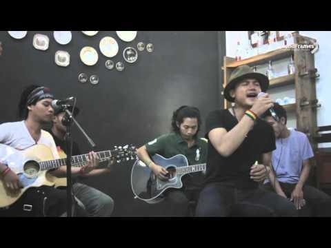 Cah Reggae - Witing Tresno (Tony Q Rastafara) Live at Sadimo Barbershop