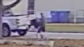 Warren road rage attack caught on camera