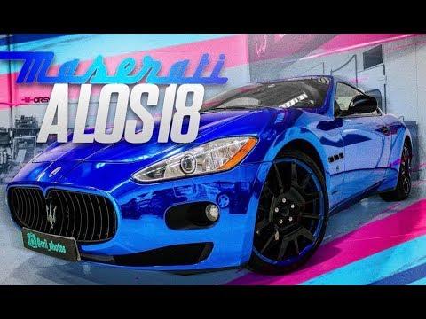 UN MASERATI CON 18 AÑOS!! Maserati Gran Turismo thumbnail