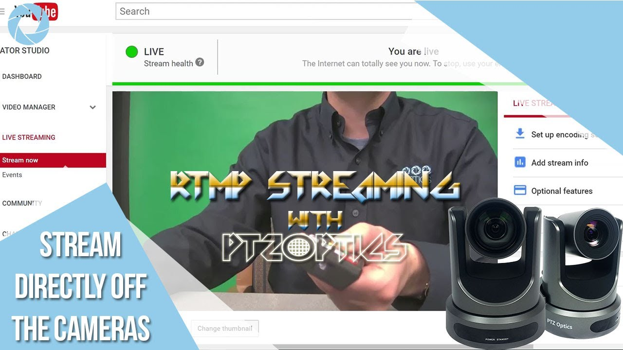Private live cam
