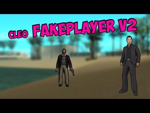 Обзор CLEO #43. FakePlayer v2