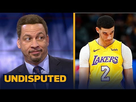 Download Youtube: Chris Broussard talks Lonzo Ball's shooting slump in Lakers' loss to New Orleans | UNDISPUTED