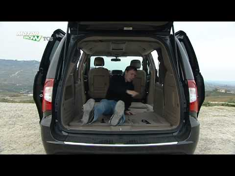 Lancia Voyager YouTube