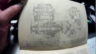 Начал разбирать раздатку Урал-4320