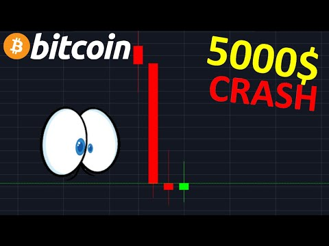BITCOIN  5000$ EN VUE !? Btc Analyse Technique Crypto Monnaie