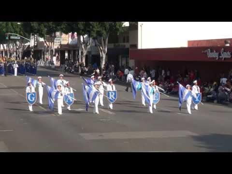 Garey HS - Anchors Aweigh - 2014 Arcadia Band Review