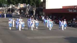 Garey HS - Anchors Aweigh - 2014 Arcadia Band Review