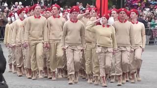 Юнармия Парад Победы Воронеж 9 мая 2017
