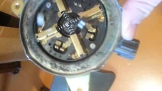 ремонт вентилятора охлаждения ДВС ниссан примера Р12