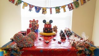 Our Son's 1st Birthday! (Prepping, DIY Recipes & Photos)