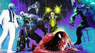 Marvel Spider-man: Tobey Gets Jumped By Sinister Six