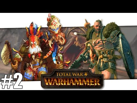 Manticor Go! - Warhammer Total War Versus Campaign   Part #2