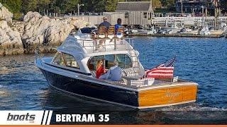 Bertram 35: First Look Video