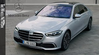 2021 Mercedes-Benz S-Class | Driving, Interior, Exterior
