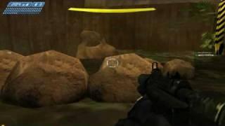 Halo 3 ODST on Halo Custom Editon