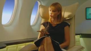 Iron Man 2 (2010) Deleted Scene - Senate Plane Scene