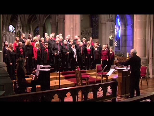 Dublin Airport Singers - Festival Sanctus - John Leavitt