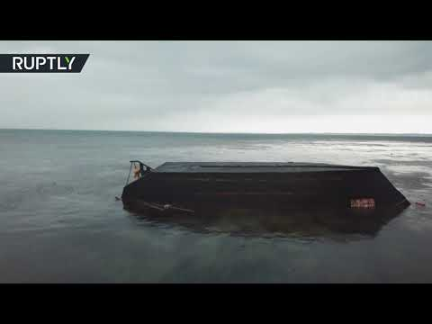 'Ghost ships' with dead sailors make landing on Japanese shores