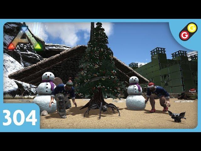 ARK : Survival Evolved - Update 304 Winter Wonderland 4 ! [FR]