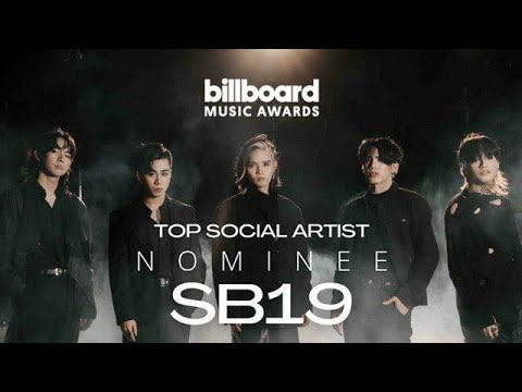 [Part 2] BILLBOARD MUSIC AWARD TOP SOCIAL ARTIST NOMINEE ~ SB19 💙 A'TIN
