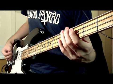 [HD] Satan Prayer - Ghost - Bass cover
