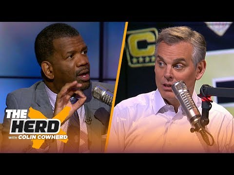Rob Parker on Patriots vs Chiefs: The reign of terror will finally be over | NFL | THE HERD