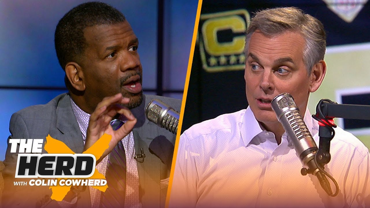 Rob Parker on Patriots vs Chiefs: 'The reign of terror will finally be over' | NFL | THE HERD