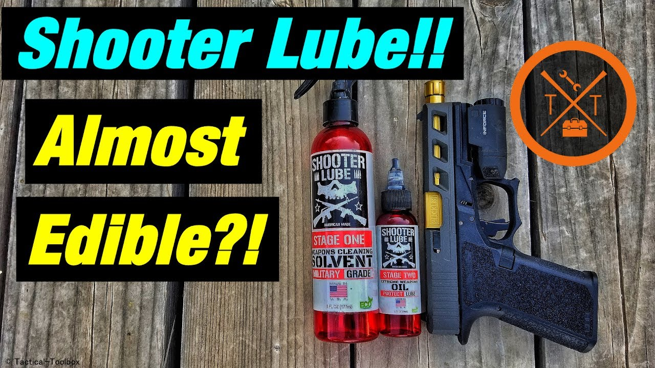Shooter Lube Review Best Gun Cleaner And Lubricant Pewtuber